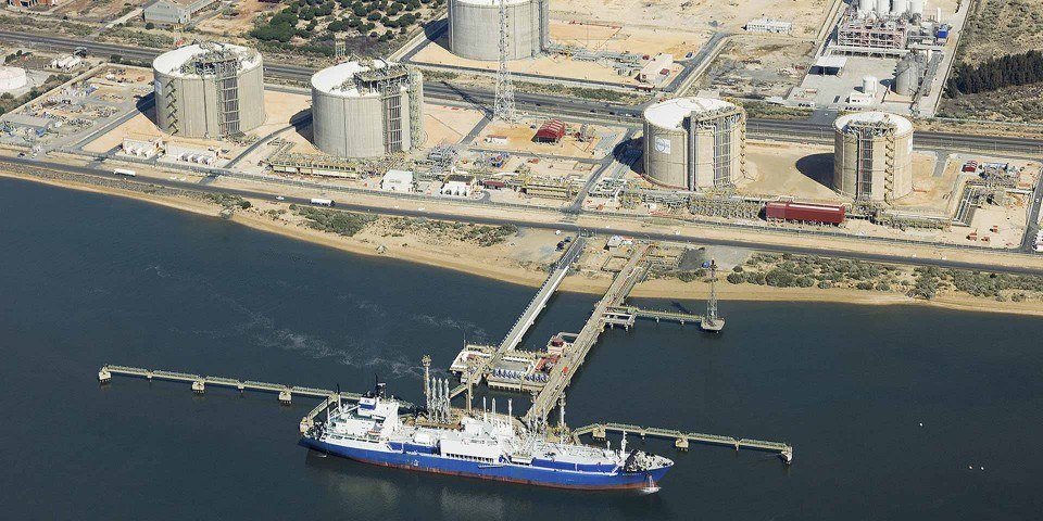 Ayesa is awarded its third contract to adapt a Spanish port for new LNG logistics services