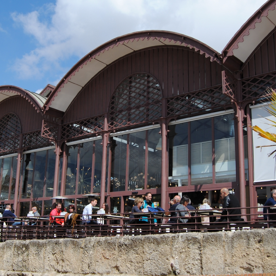 Mercado del Barranco