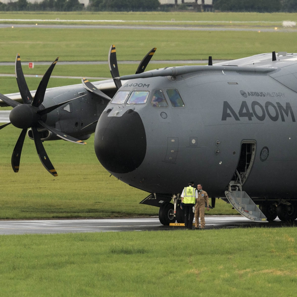 Support for the A400M programme office