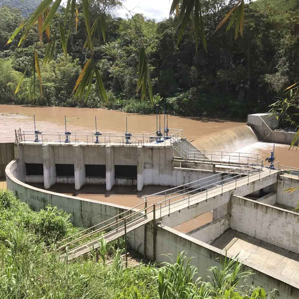 Pamira-Nanegal Hydroelectric Project