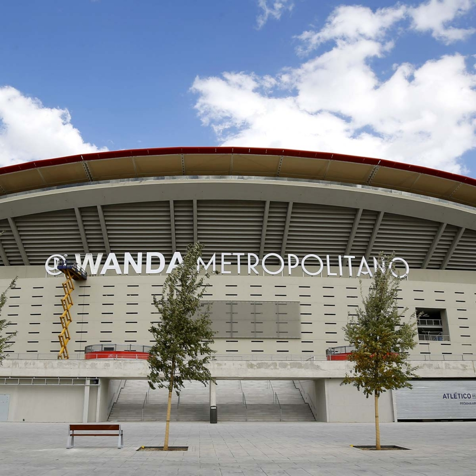 Evolution of the CRM of the VIP area of the Wanda Metropolitan Stadium