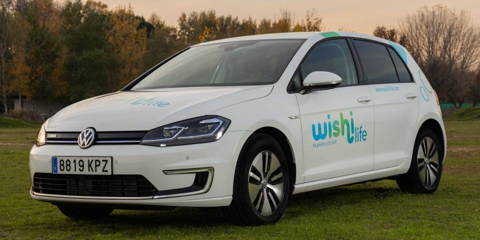 Ayesa develops for WishiLife an advanced 100% electric carsharing technological platforms