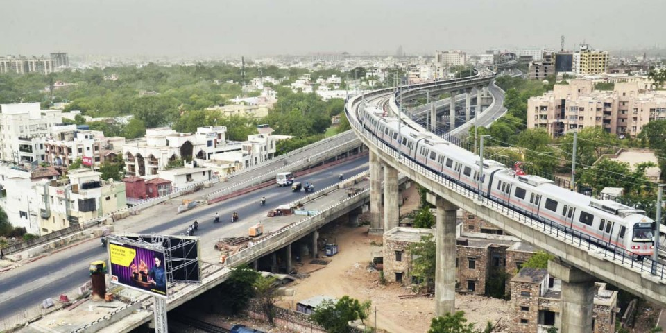 Ayesa designs two of the most touristic stations in the Jaipur metro