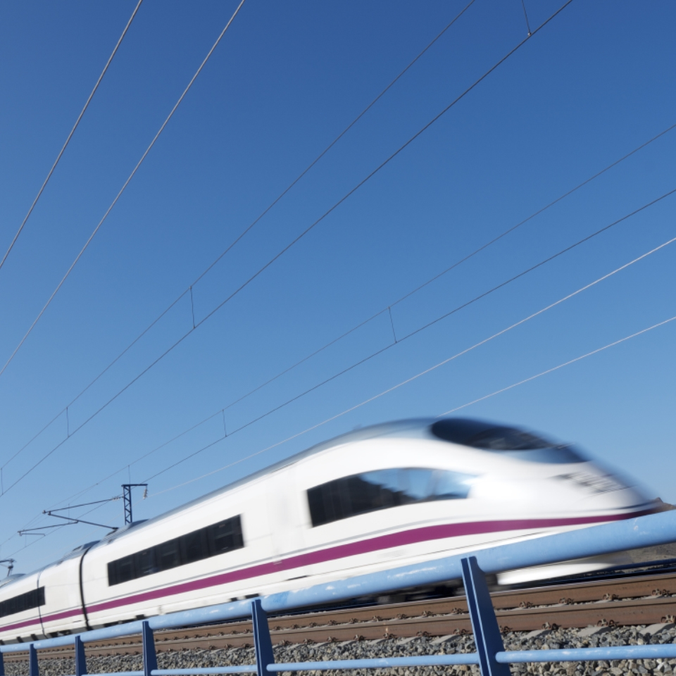 Madrid-Extremadura High-Speed Rail Link
