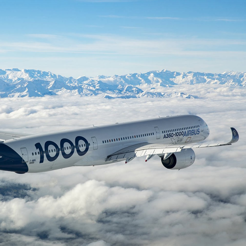 Manufacturing Engineering for the Airbus A350XWB