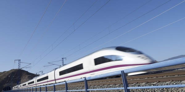 Ayesa 'takes' the high-speed Basque train to supervise the Bergara link