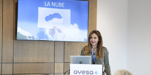 Ayesa brought together leading companies from the field of technology and the andalusian Government