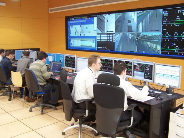 Technical support for the operational control and maintenance of Line 1 of Seville's metro system