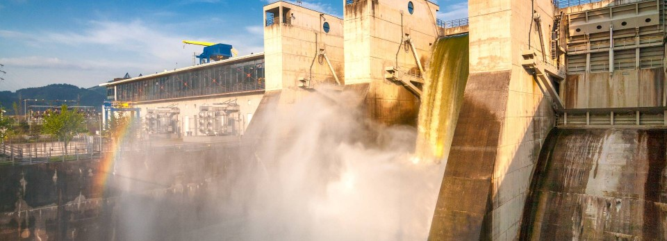 Six advantages of using BIM in dams